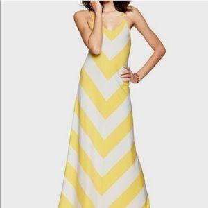 Gap Chevron Maxi Dress